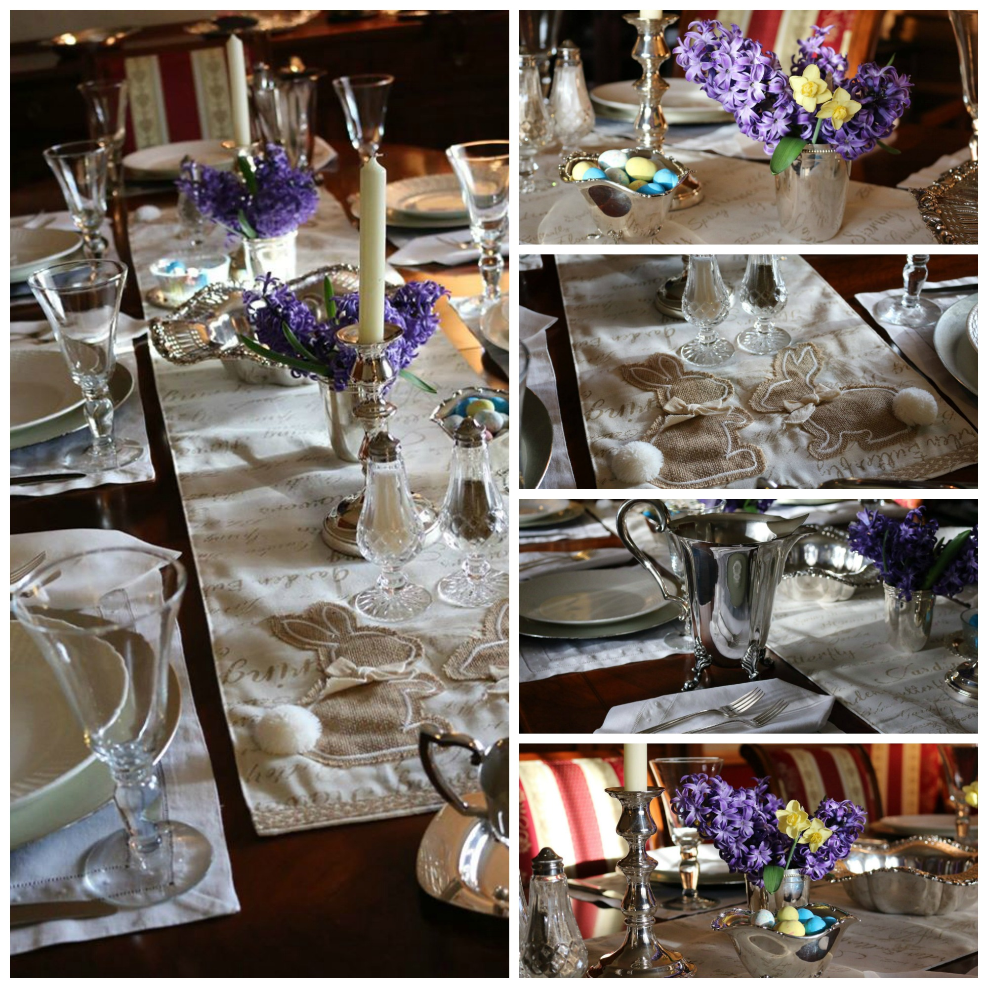 Easter Table Setting 2016