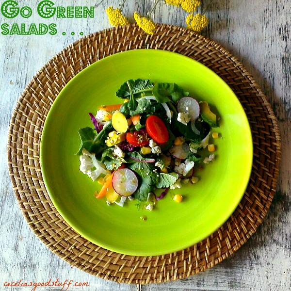 Power Green Salad