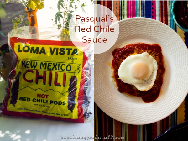Pasqual's Red Chile Sauce
