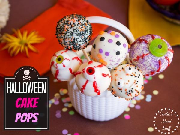 Halloween Cake Pops- Image
