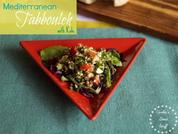 MediterraneanTabbouleh CeceliasGoodStuff.com Good Food for Good People