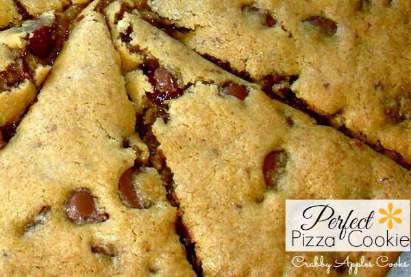 Perfect Pizza Cookie