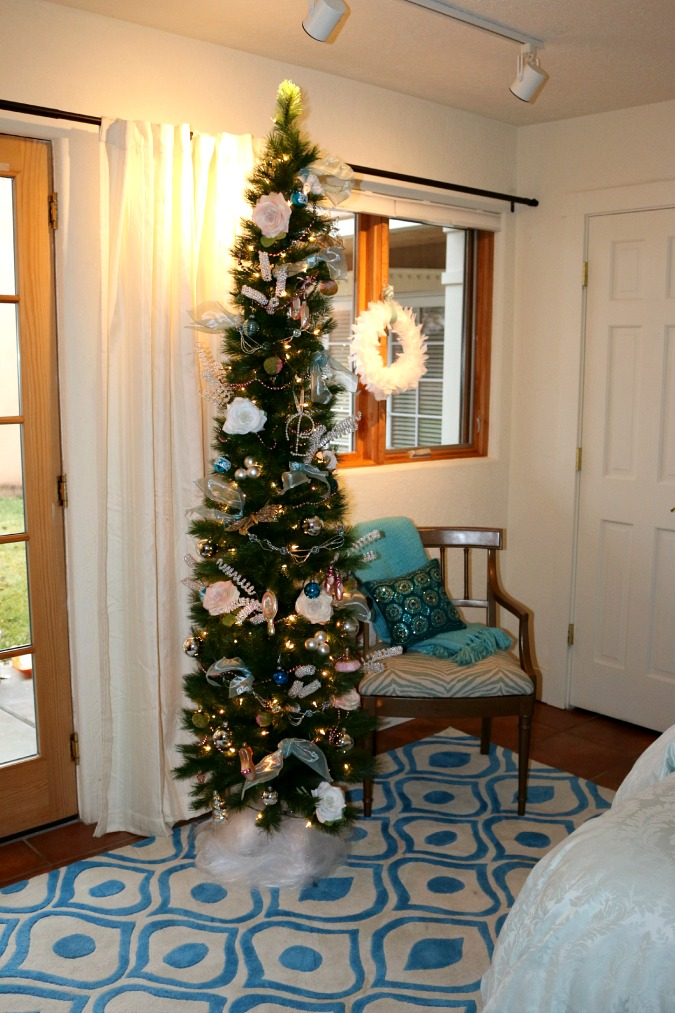 Guest Room Christmas Tree