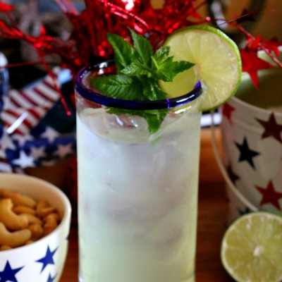 Easy Homemade Limeade