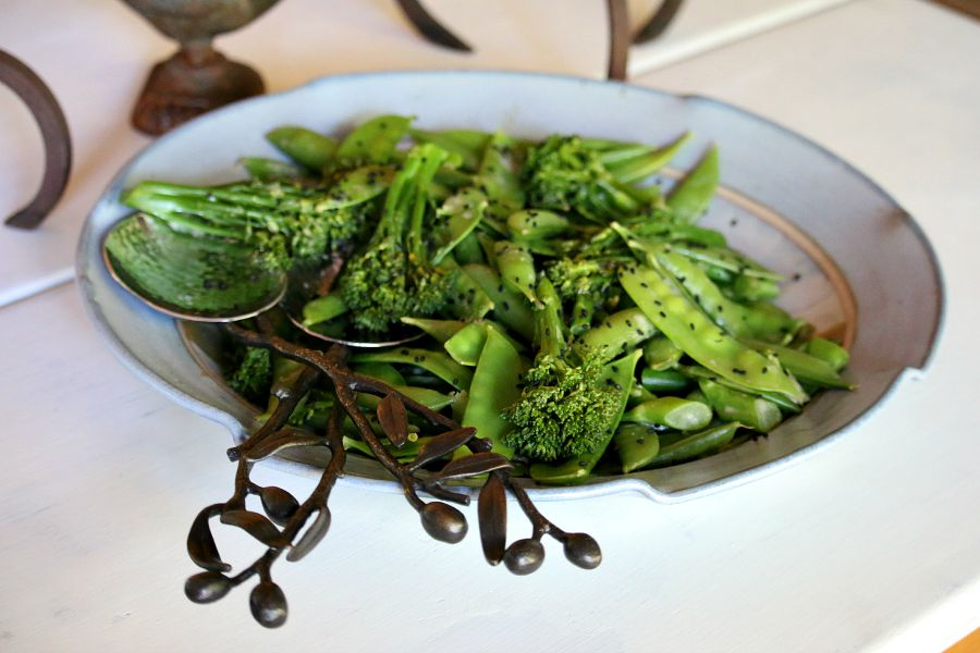 Broccoli & Snap Pea Salad