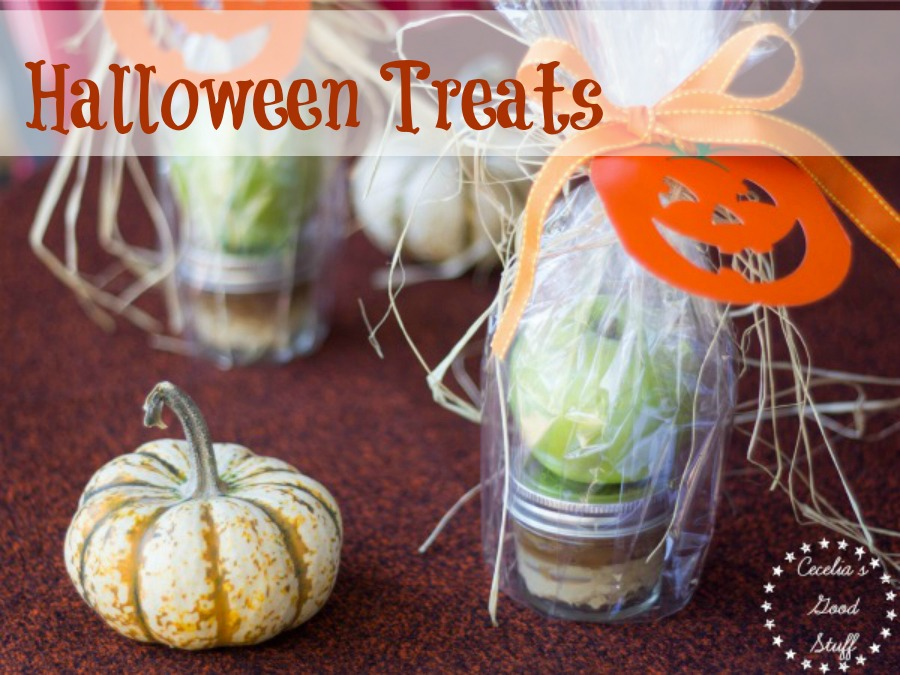 Halloween Treats - Recipe Toffee Apple Dip