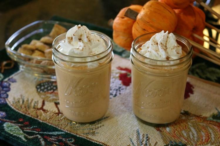 Pumpkin & Vanilla Smoothie