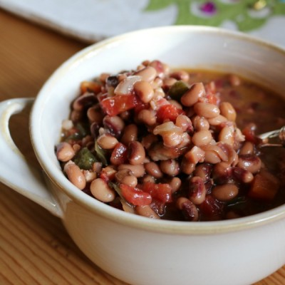 New Year's Black Eye Peas