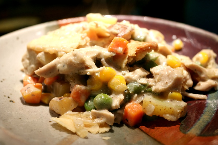 Chunky Chicken Pot Pie