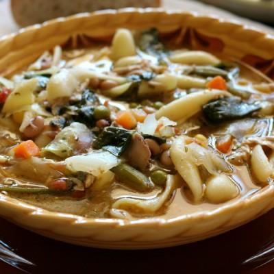 Tuscan Noodle Soup