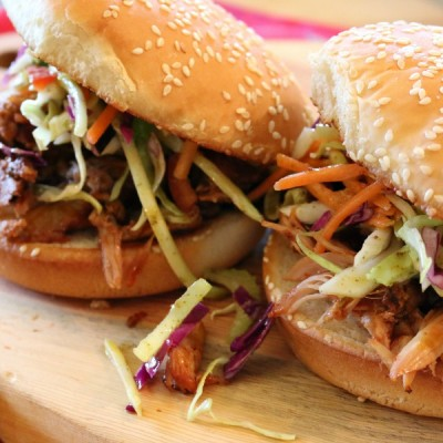 Easy Barbecue Pulled Pork