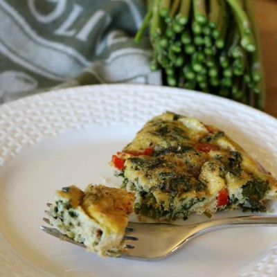 Healthy Vegetable Frittata