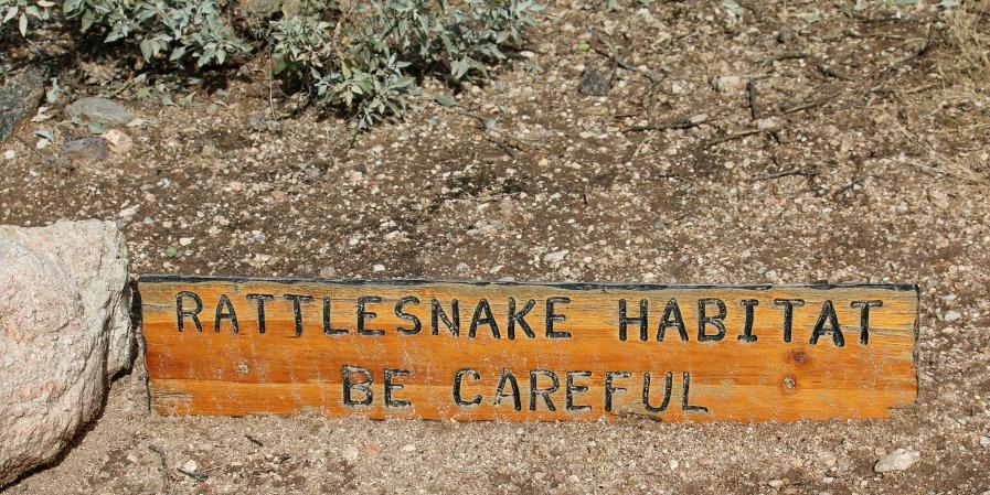 Rattlesnake Habitat