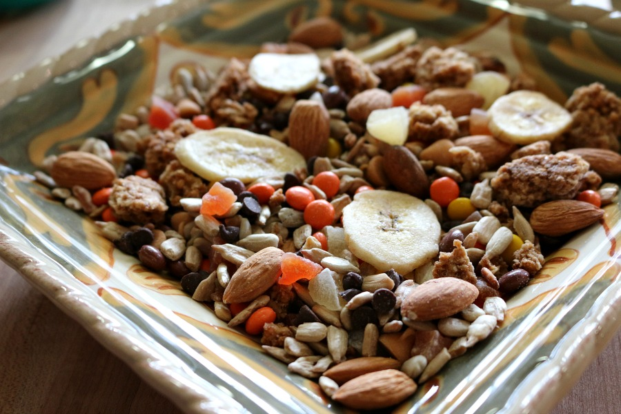 Tasty Trail Mix