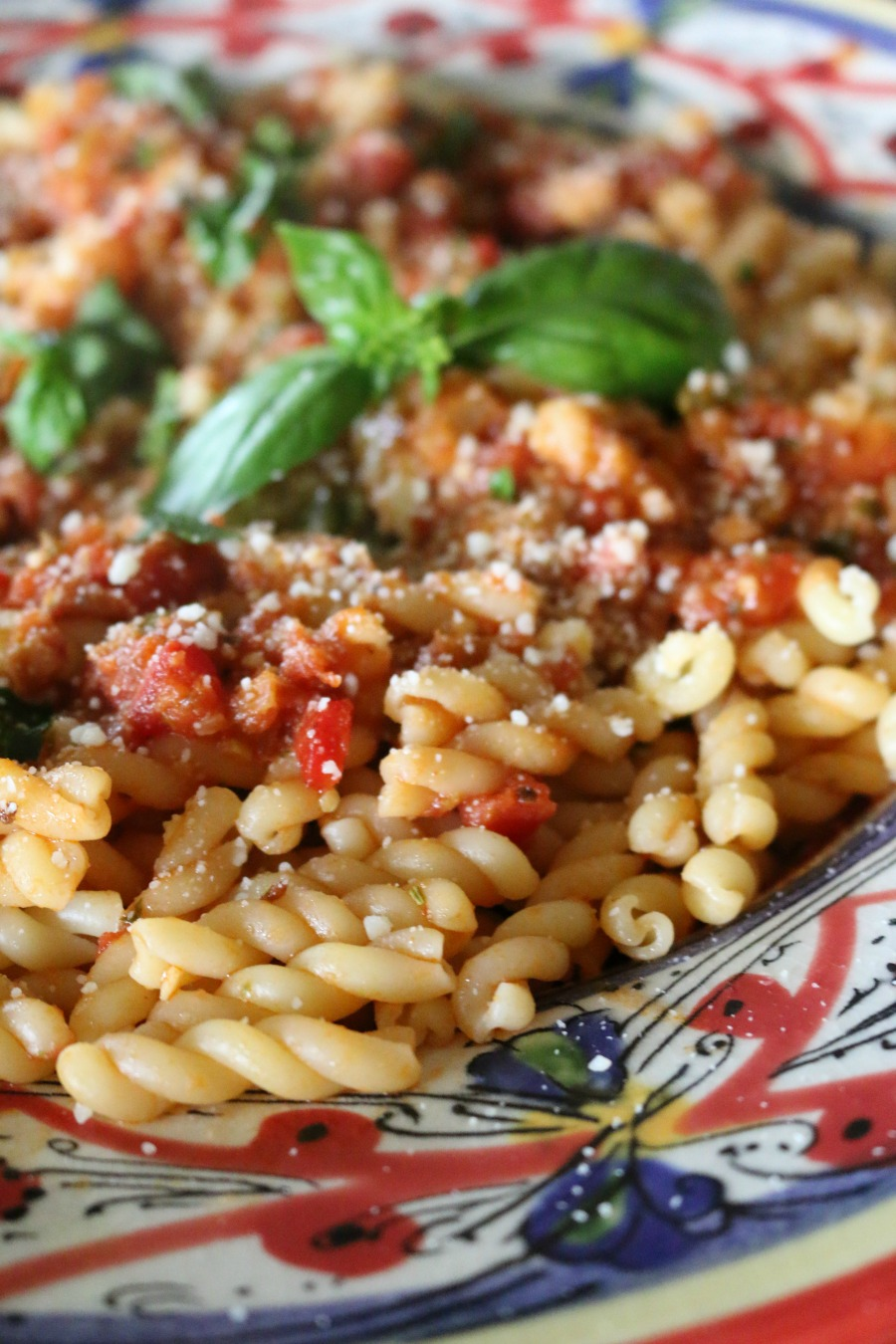 Quick and Easy Italian Pasta