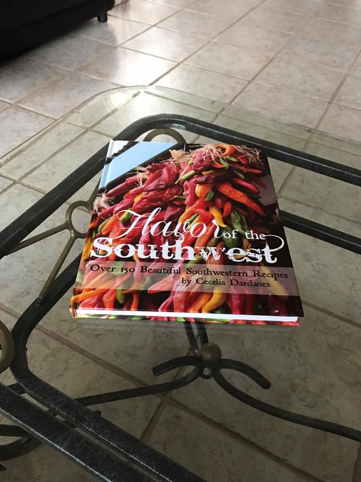 "Paula of Fort Worth, TX says, ""Wow! This fabulous cookbook has its new home on my coffee table in my Great Room. I so love sitting in the room sipping coffee and looking through this incredible assortment of recipes that are so beautifully displayed--what an amazing job on this, Cecelia!!! It is my all-time favorite cookbook, Congratulations!!!"""