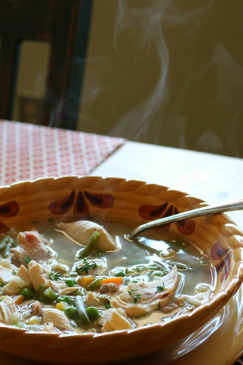You will love this simple and easy recipe for 30-Minute Chicken Soup
