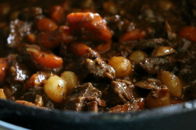 The Ultimate Beef Stew – Cast Iron Recipe