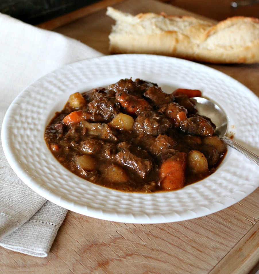 The Ultimate Beef Stew Recipe plus it is Gluten FREE | www.ceceliasgoodstuff.com