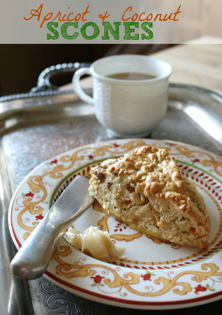 Simple and Easy step by step instructions and picture to make homemade scones,