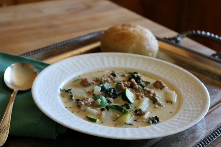 Toscana Italian Kale and Sausage Soup