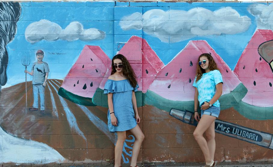 Watermelon - Some fun photos around Albuquerque, New Mexico