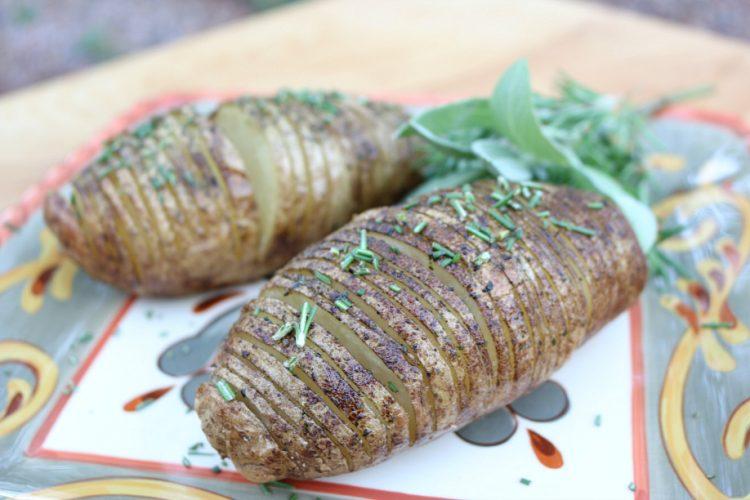Rosemary Herb Roasted Potatoes