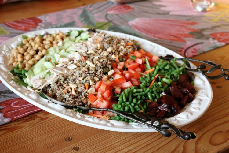 The Perfect Vegan Cobb Salad