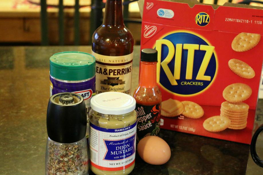 Ingredients for Oven Baked Venison Meatballs CeceliasGoodStuff.com Good Food for Good People