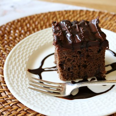 Costa Rican Chocolate Cake